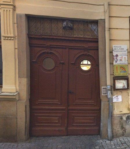 Klášterní 124, Pardubice